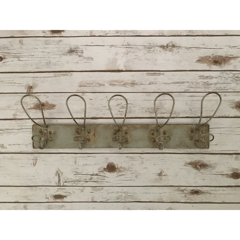 Vintage Style Wire Hook Coat Rack - FIG TREE ~Treasures for the Heart & Home~™