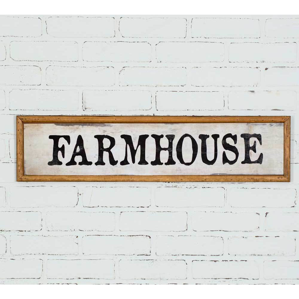 Farmhouse Wood Wall Sign - FIG TREE ~Treasures for the Heart & Home~™