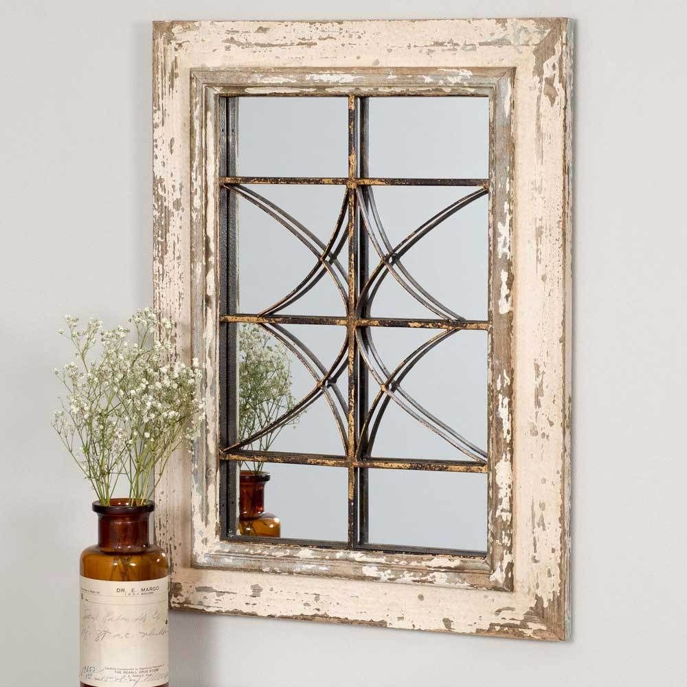 Vintage Windsor Wall Mirror - FIG TREE ~Treasures for the Heart & Home~™