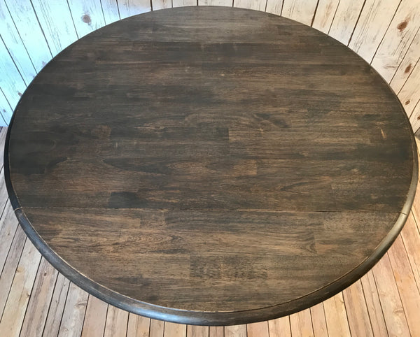 "Small Farmhouse Dining Table- 36"" Round - FIG TREE ~Treasures for the Heart & Home~™"