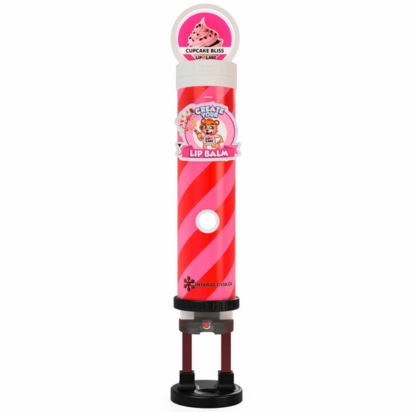 Lip Balm Dispenser - Pink Theme