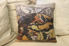Load image into Gallery viewer, Beneath The Southern Alps Cushion Cover