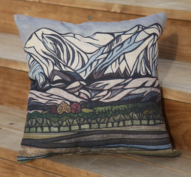 Torlesse Range Cushion Cover