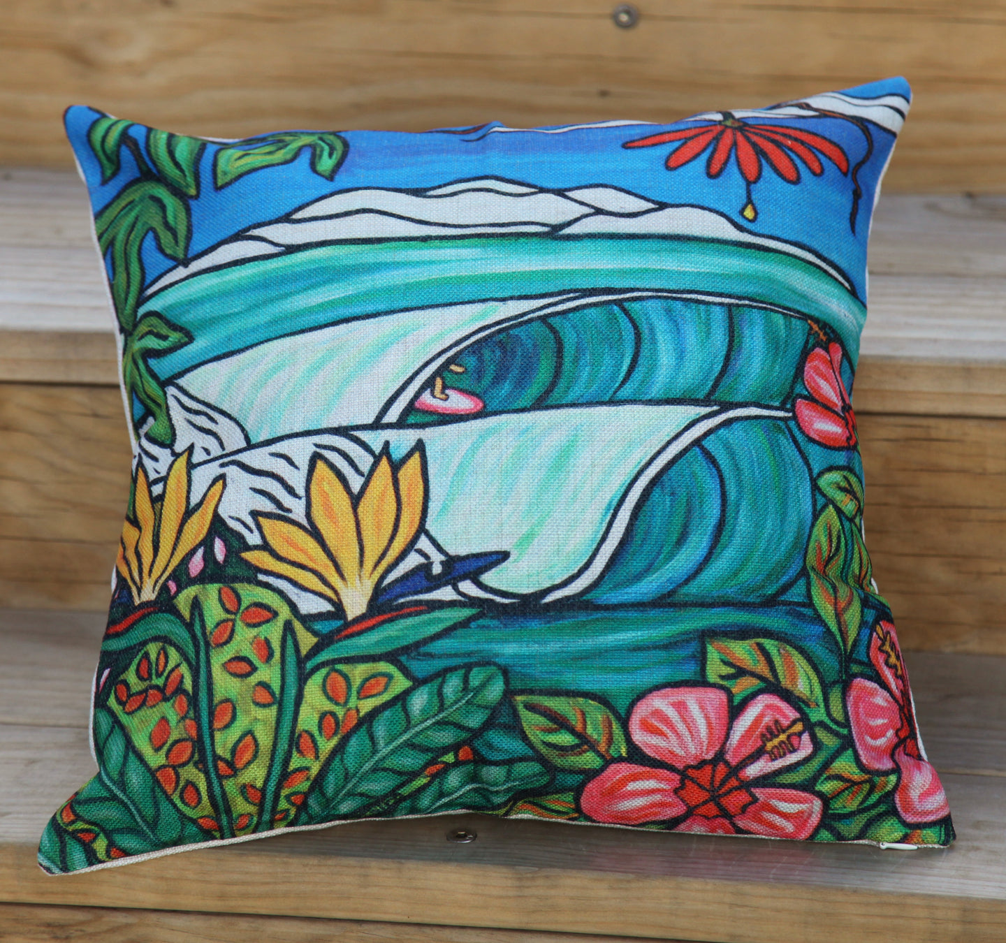 Passion Cushion Cover