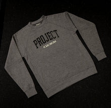 Load image into Gallery viewer, University Crewneck - GREY