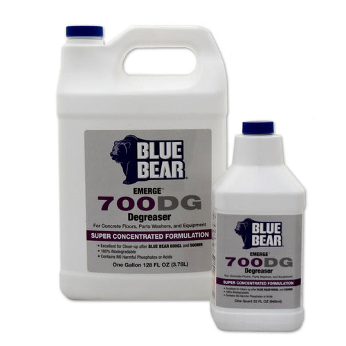 700DG Blue Bear Surface Degreaser