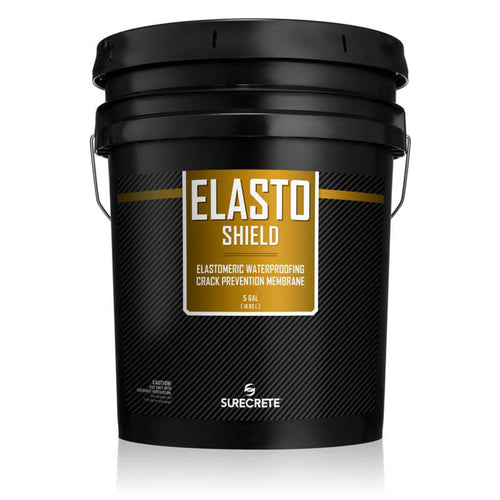 ElastoShield Waterproofing & Crack Prevention