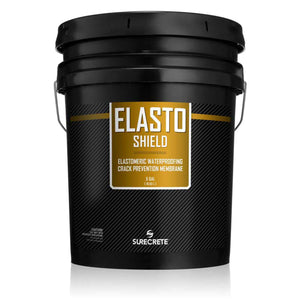 Surecrete ElastoShield Elastomeric Rubber Membrane - 5 Gallon