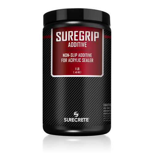Surecrete SureGrip Non-Slip Sealer Additive