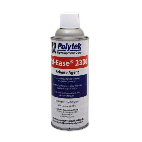 Pol-Ease 2300 Mold Release by POLYTEK