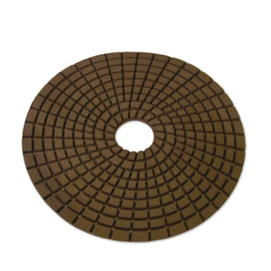 "CHENG 5"" Wet Concrete and Stone Polishing Pads"