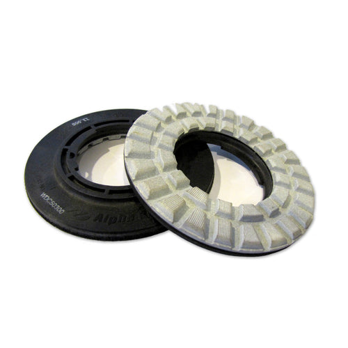 "Alpha® 5"" Wet/Dry Polishing Pads"