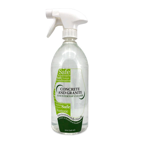 Value Size Concrete and Granite Countertop Cleaner