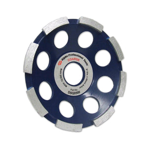 "Alpha® 5"" Segmented Grinding Cup"