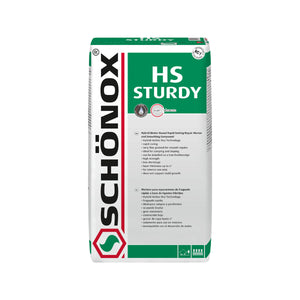 Schönox HS Sturdy Repair Patch and Smooth Compound - 33 lb