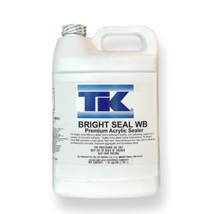 TK Products Bright Seal WB Premium Acrylic Concrete Sealer