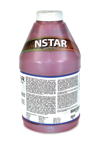 Interstar NStar Non-Reactive Stain for Concrete Floors, Sidewalks and Patios
