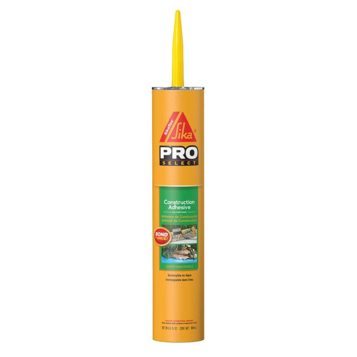 SikaBond Construction Adhesive (29oz)