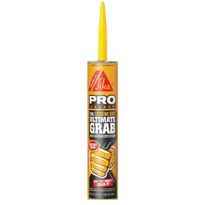 SikaBond Ultimate Grab Adhesive (10.1oz)