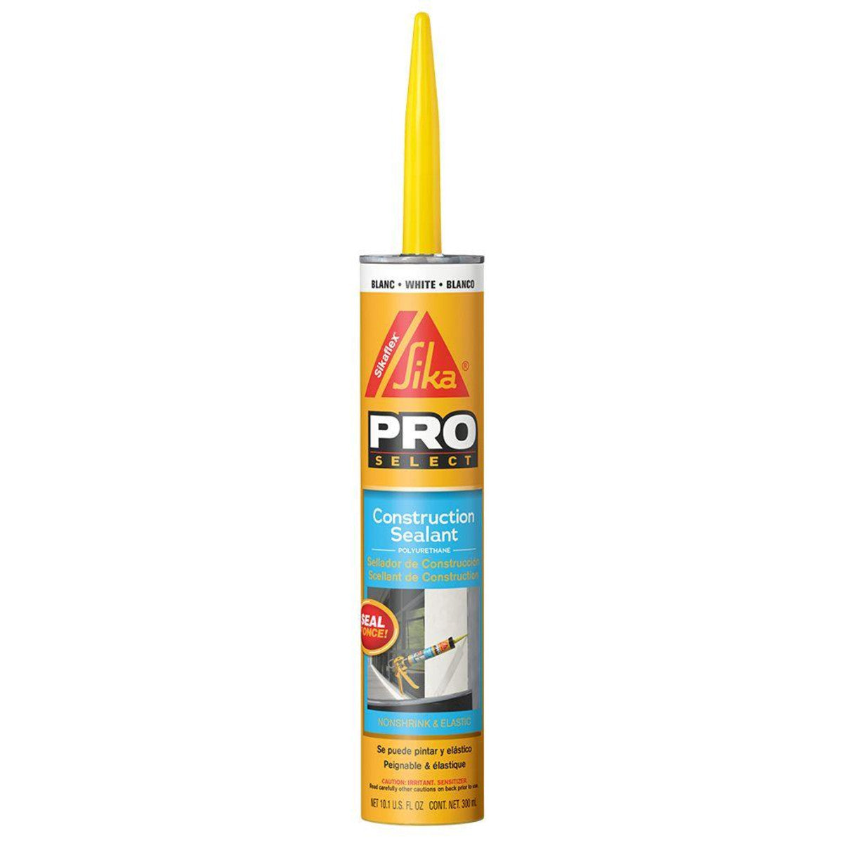 Sikaflex Construction Sealant (10.1oz)