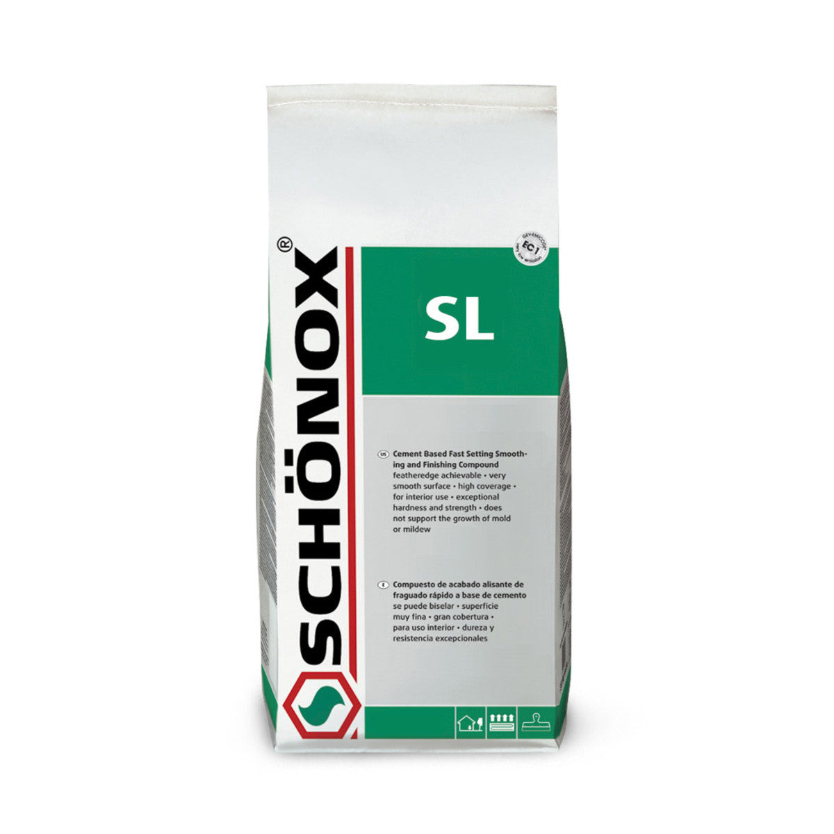 Schönox SL Finishing Compound - 10 lb