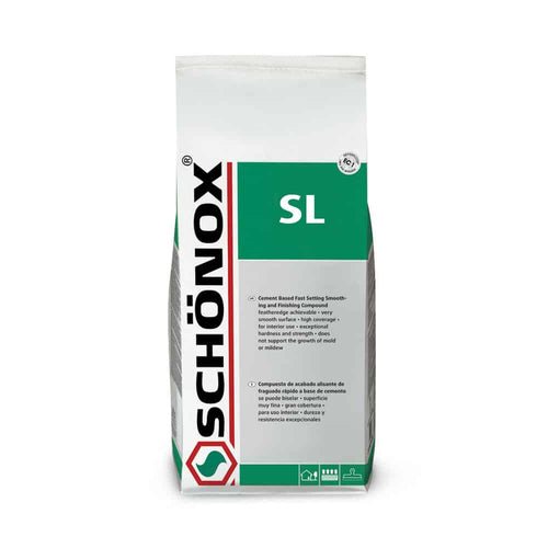 FULL PALLET Schönox SL Finishing Patching and Smoothing Compound (192 bags)