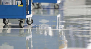 Surecrete DK 500 Clear 100% Solids Epoxy Floor Coating