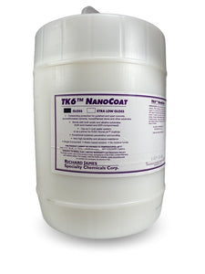 5 gallon TK6™ NanoCoat Concrete Sealer