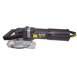 "Alpha 5"" Variable Speed Concrete Polisher, WDP-320"