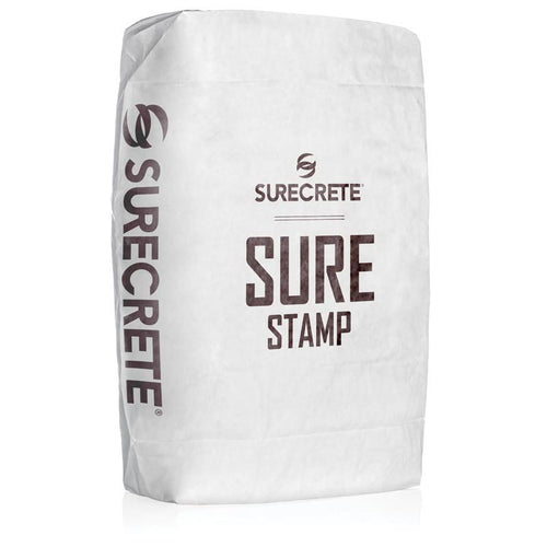 Surecrete SureStamp Overlay for Concrete Stamping - 50 lb