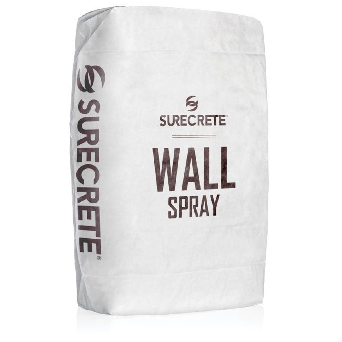 Surecrete WallSpray Vertical Concrete Wall Overlay - 40 lb