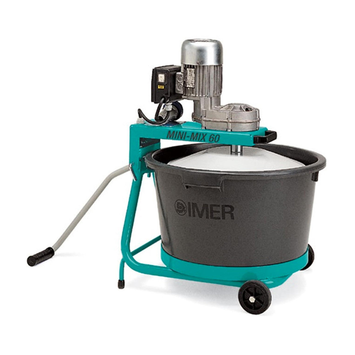Imer Mini Mix 60 Portable Mortar Mixer