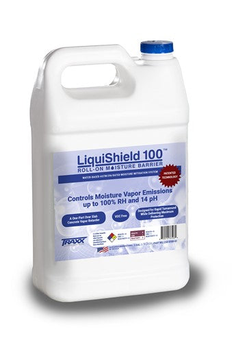 Traxx LiquiShield 100 Roll-On Moisture Barrier