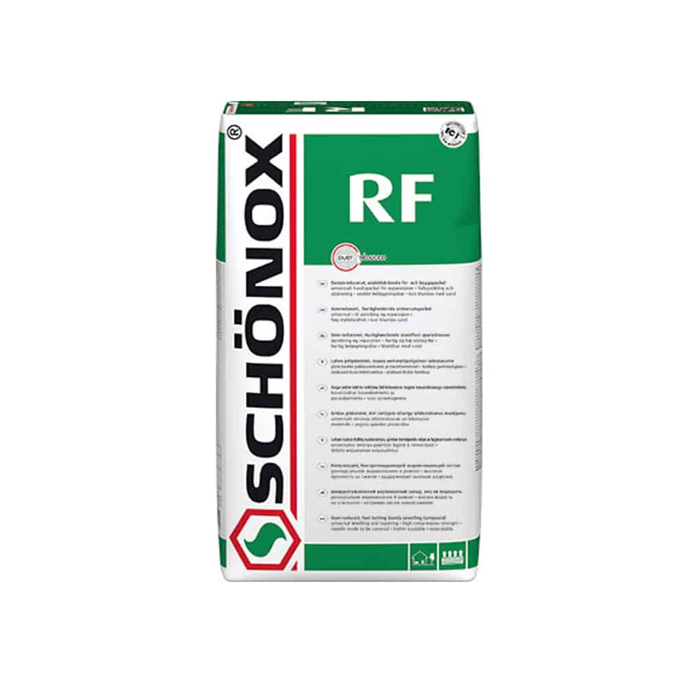 FULL PALLET Schönox RF Repair Patch and Smooth Compound (64 bags)