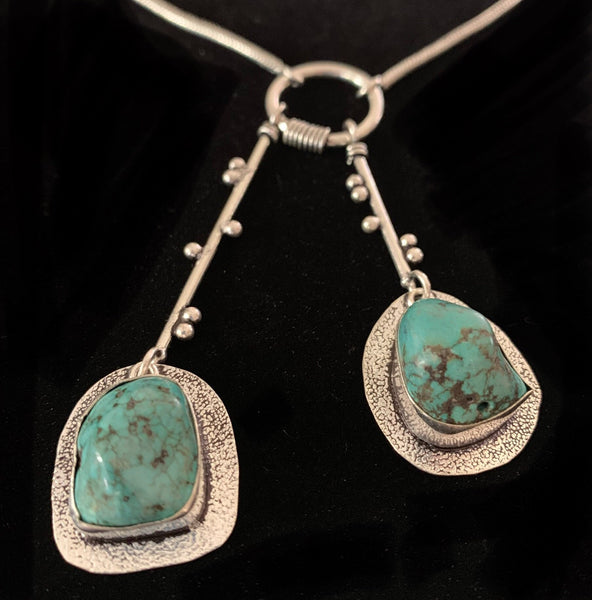 GCG- Timeless Turquoise Necklace Necklaces