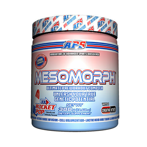 Mesomorph™ | The KING of Pre Workout Supplements