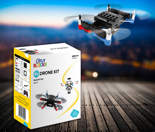 Build N' Fly Drone Kit by FlyBlocks