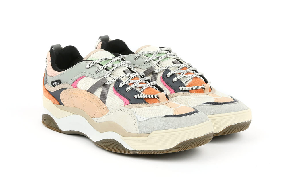 pastel vans varix WC dad trainers