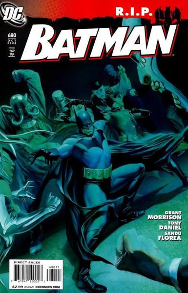Batman Issue #680