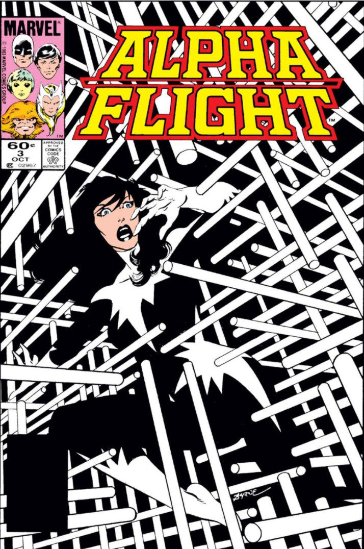 Alpha Flight issue #3 John Byrne igcomicstore