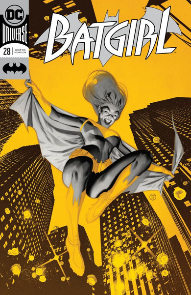 Batgirl issue #28
