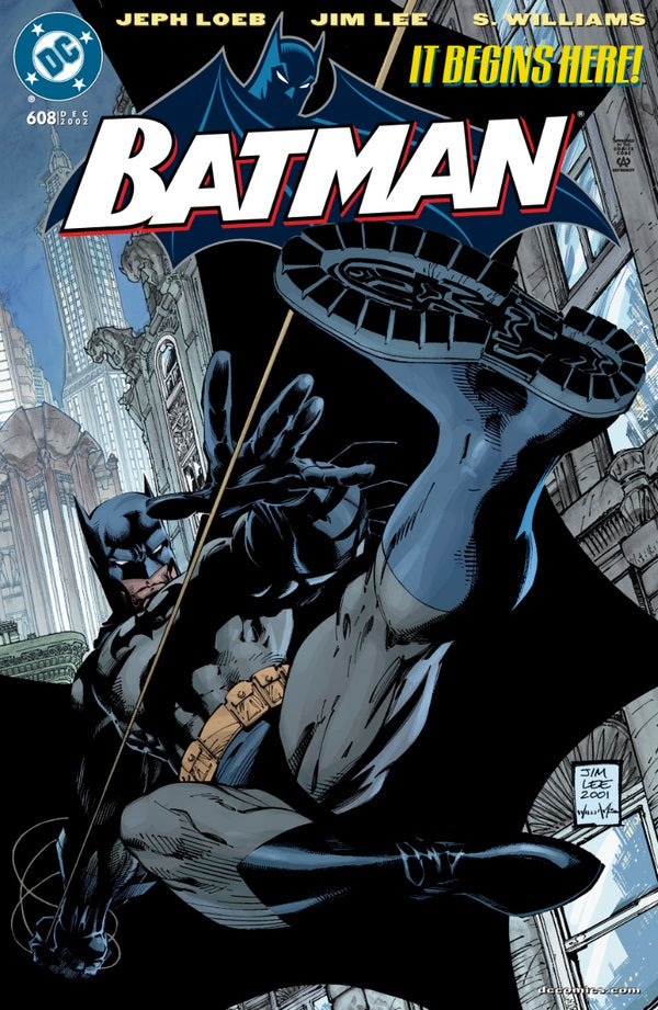 Batman issue #608