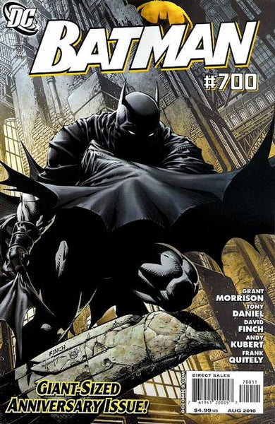 Batman issue #700