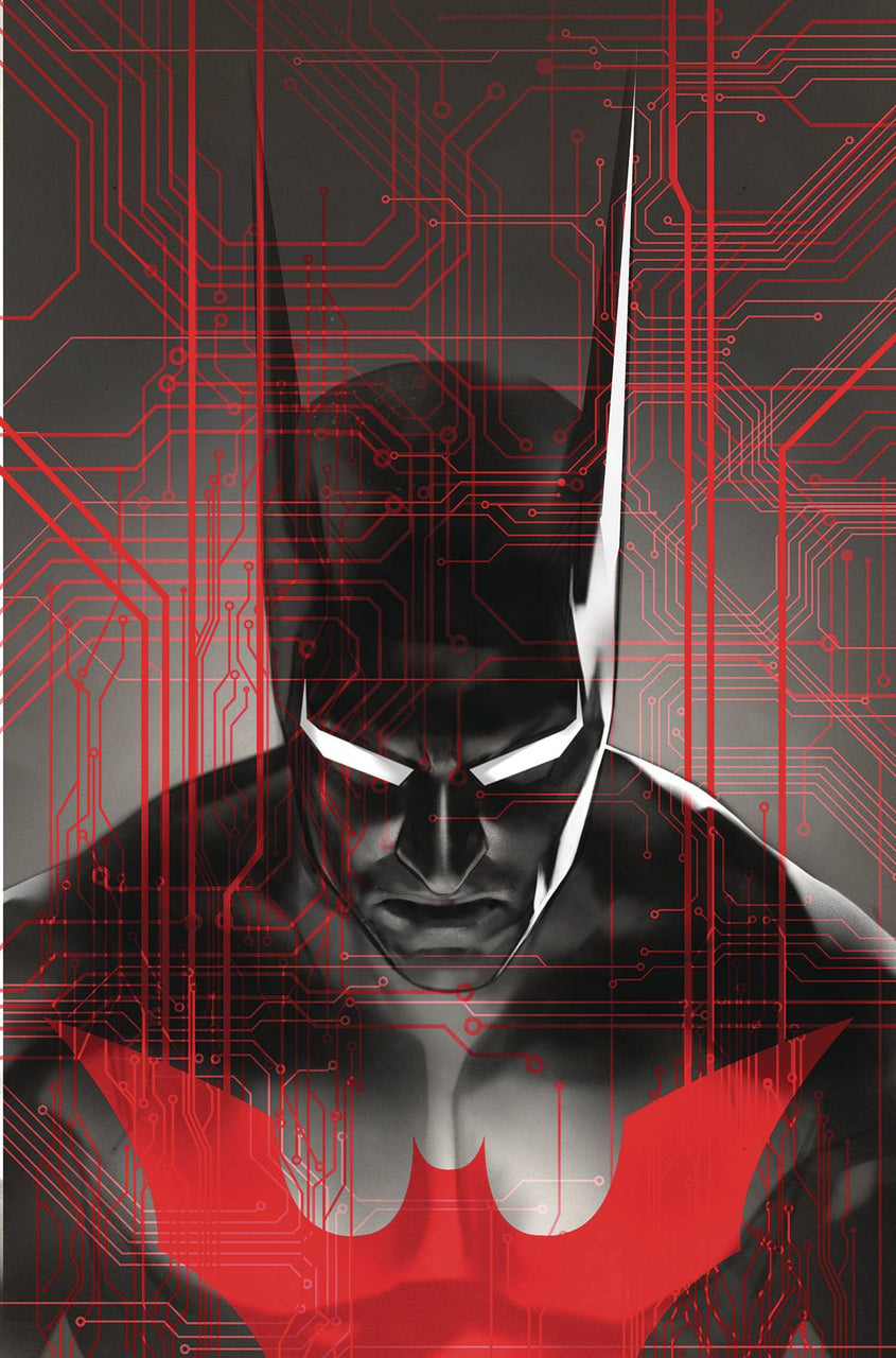 Batman Beyond Variant issue #31 Ben Oliver igcomicstore