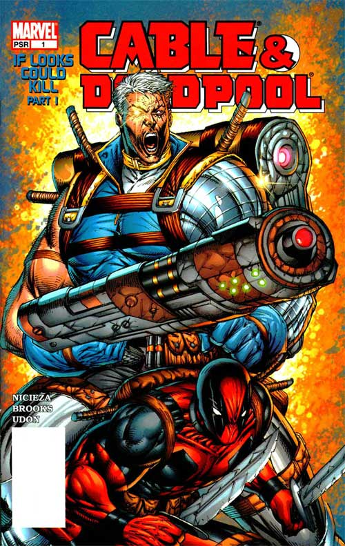 Cable & Deadpool issue #1
