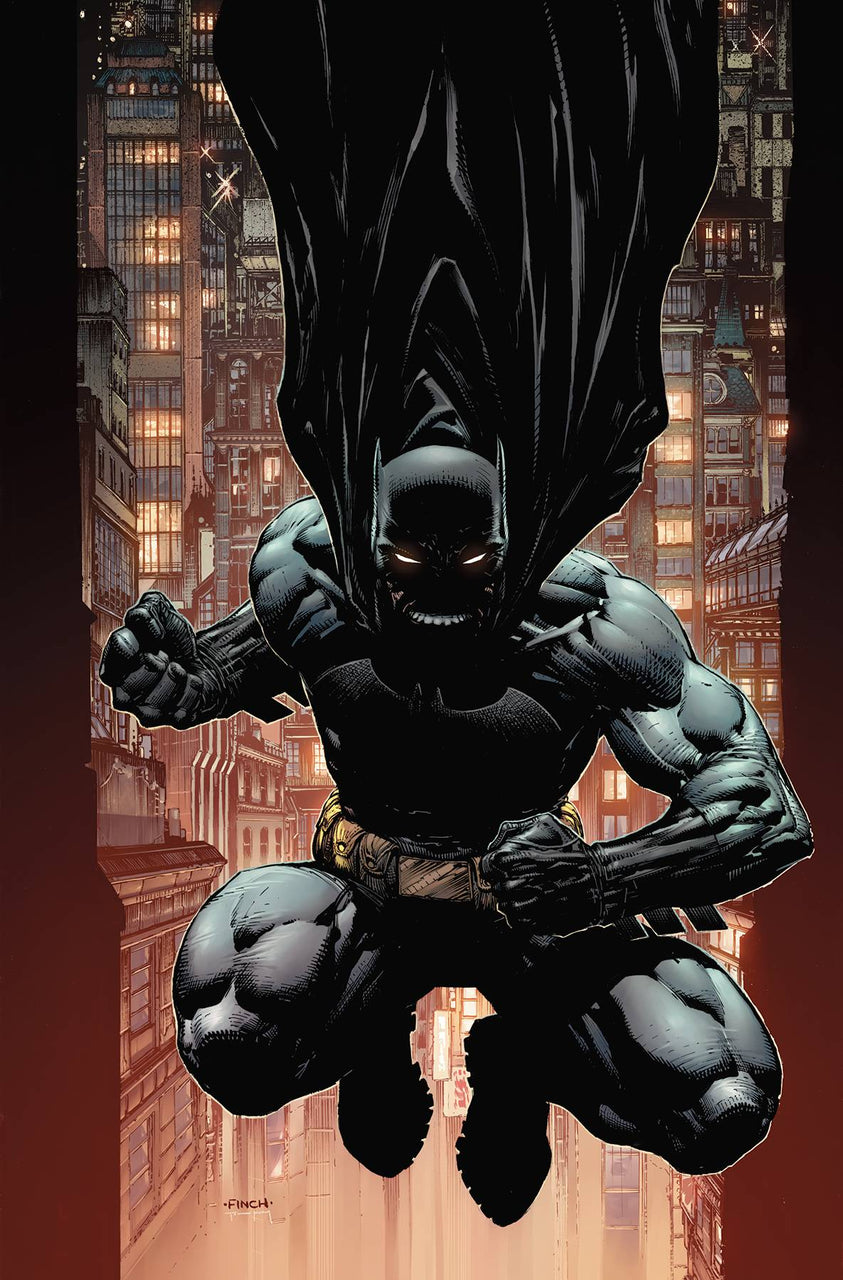 Detective Comics Variant issue #1001 David Finch