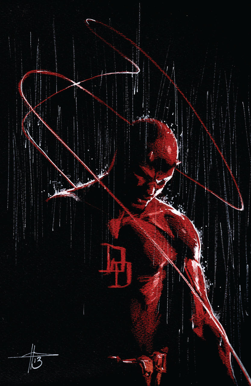 Daredevil Annual Virgin Variant issue #1 igcomicstore Gabriele Dell'Otto