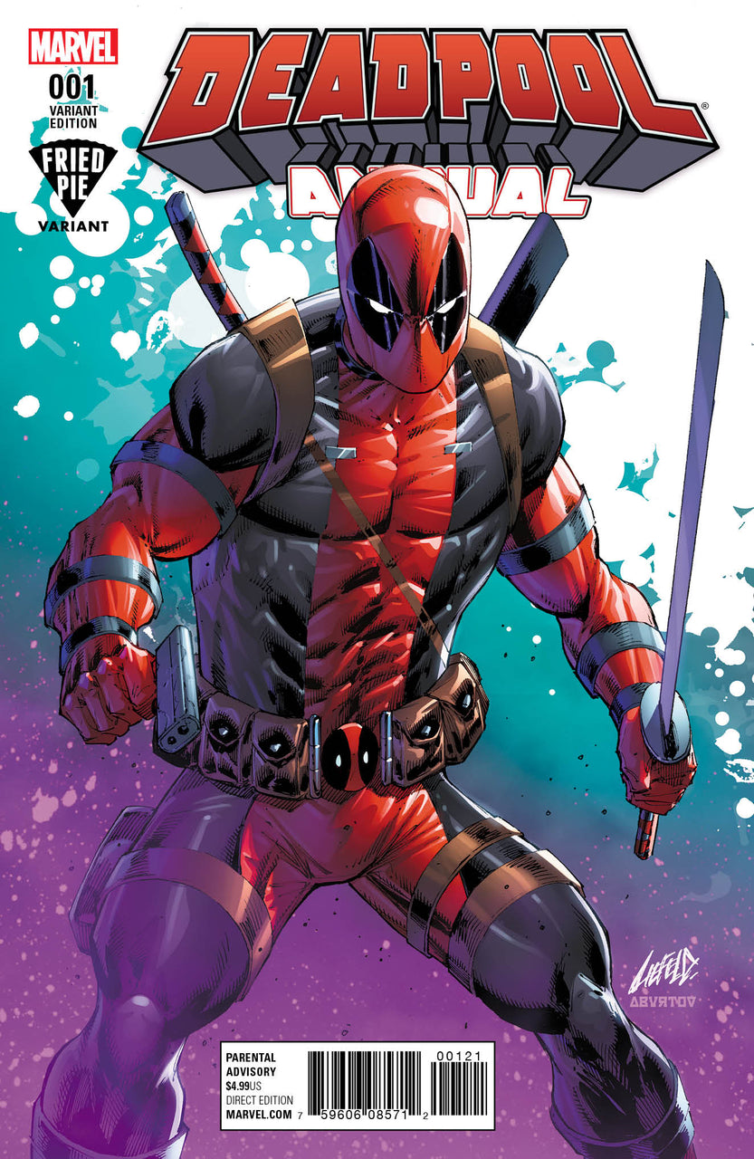Deadpool Variant Annual #1