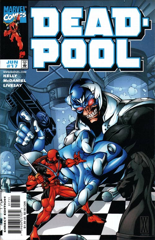 Deadpool issue #17
