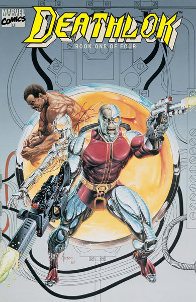 Deathlok issue #1 Joe Jusko igcomicstore